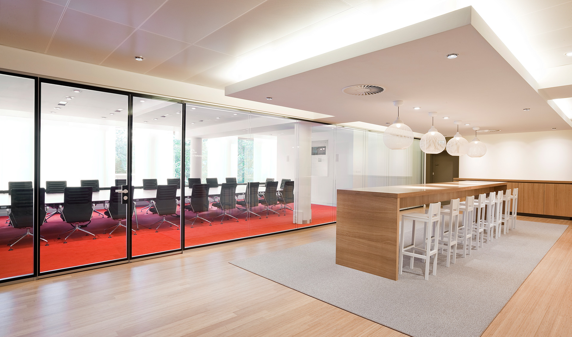 Dla piper law firm hofmandujardin for Architecture firm amsterdam