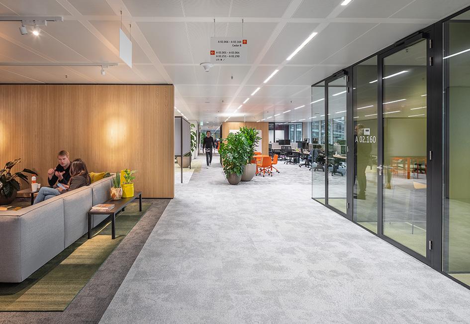 ING Orange Workplace
