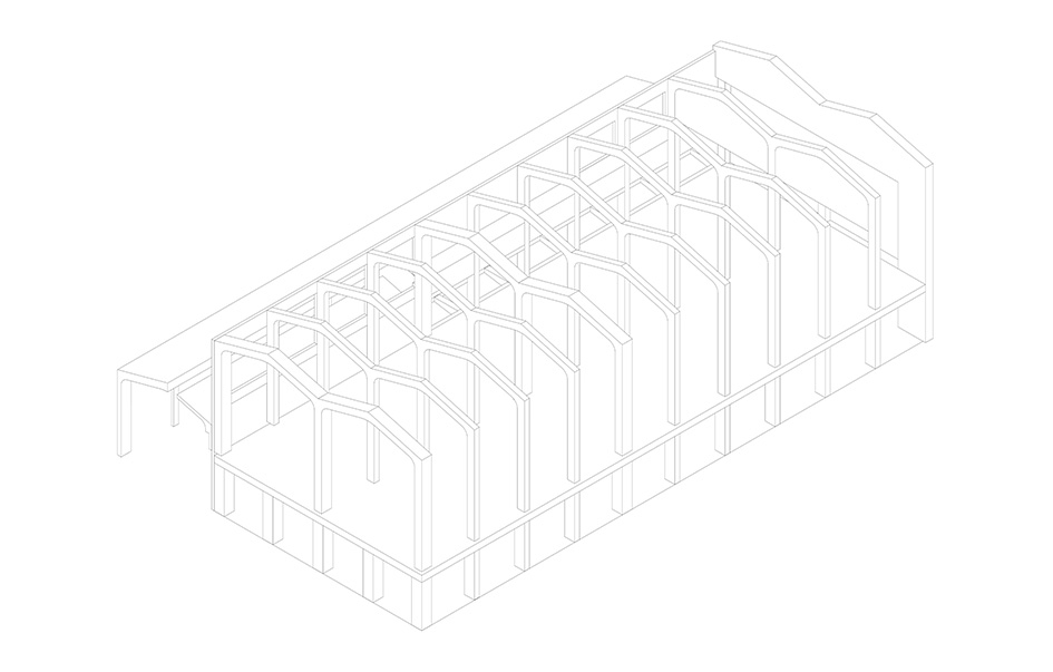 Existing structure
