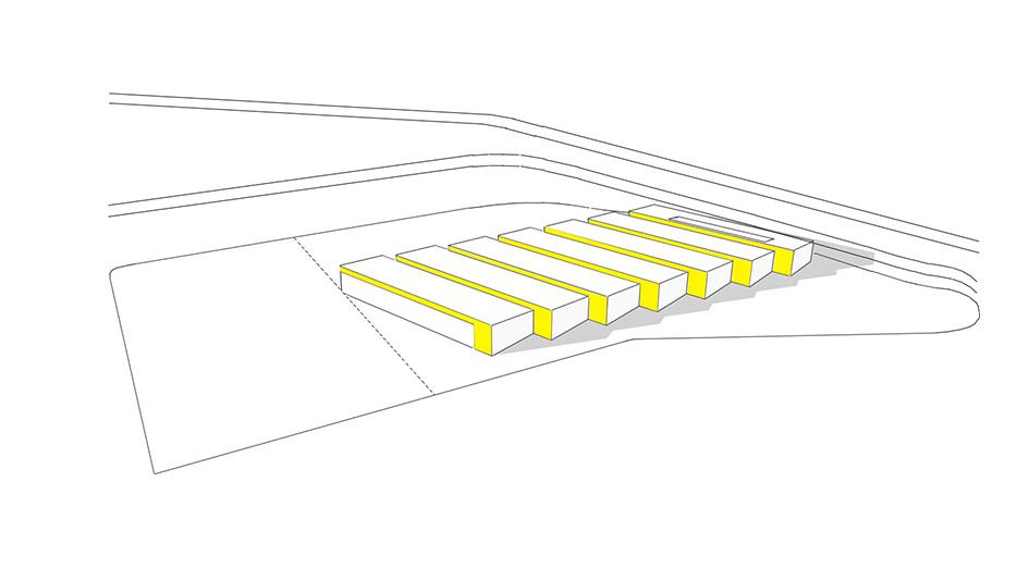 Daylight and view optimization warehouse