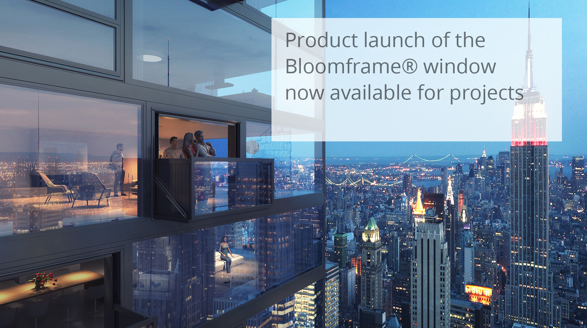 HofmanDujardin | Bloomframe® New York