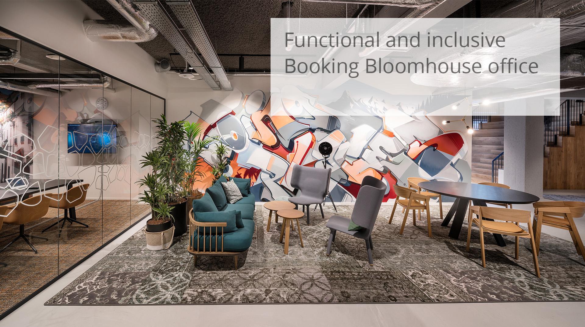 HofmanDujardin | Booking.com office