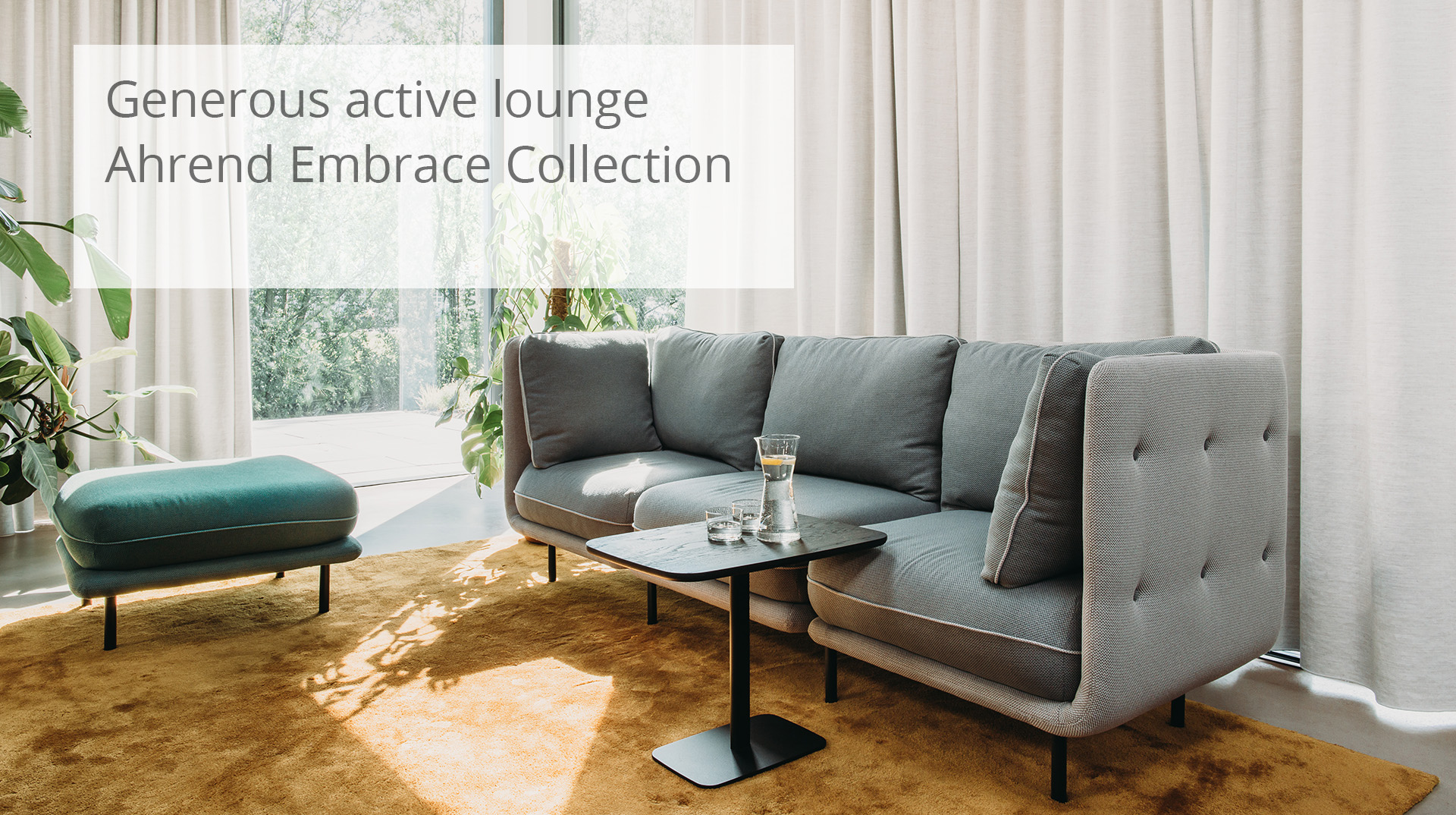HofmanDujardin Embrace Collection Ahrend