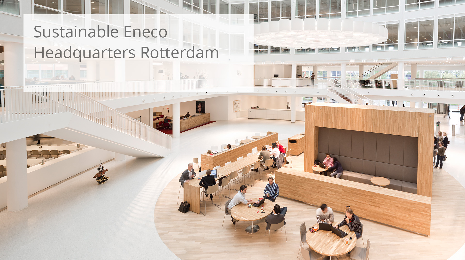 HofmanDujardin | Sustainable headquarter Eneco