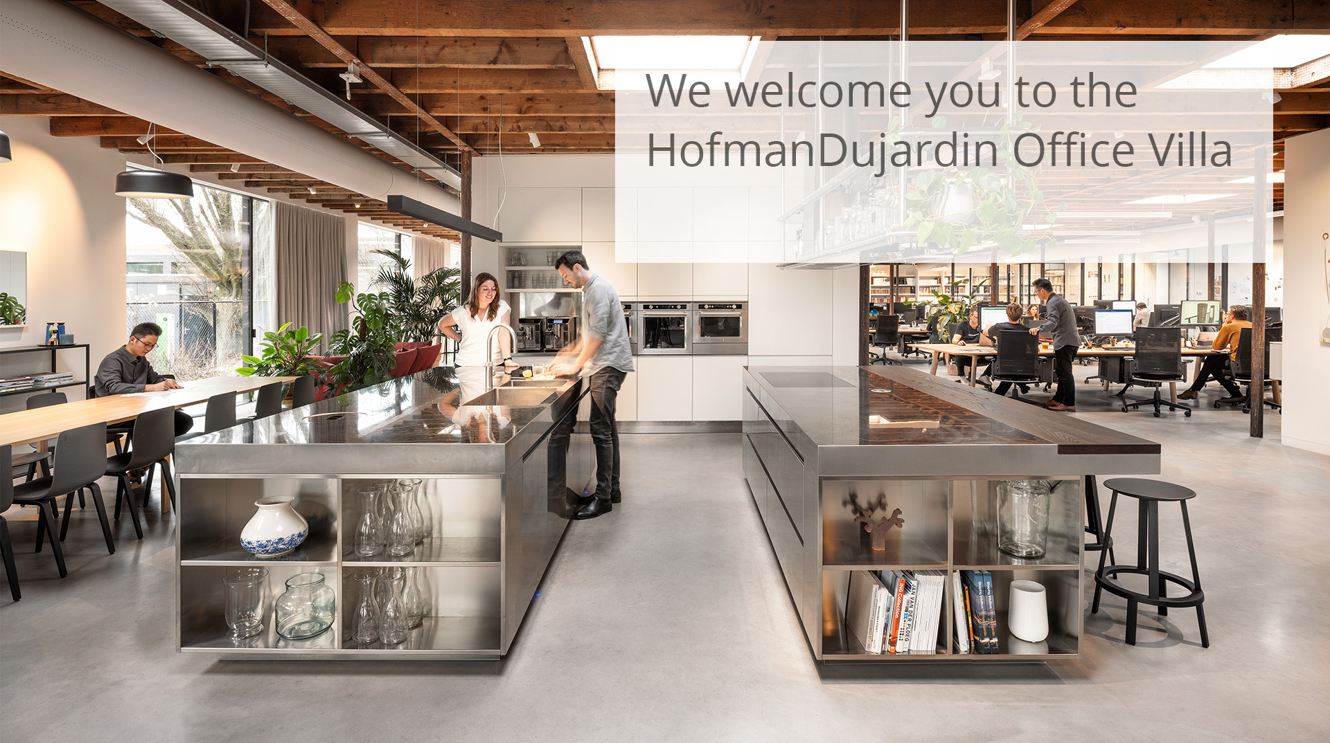 HofmanDujardin Office villa