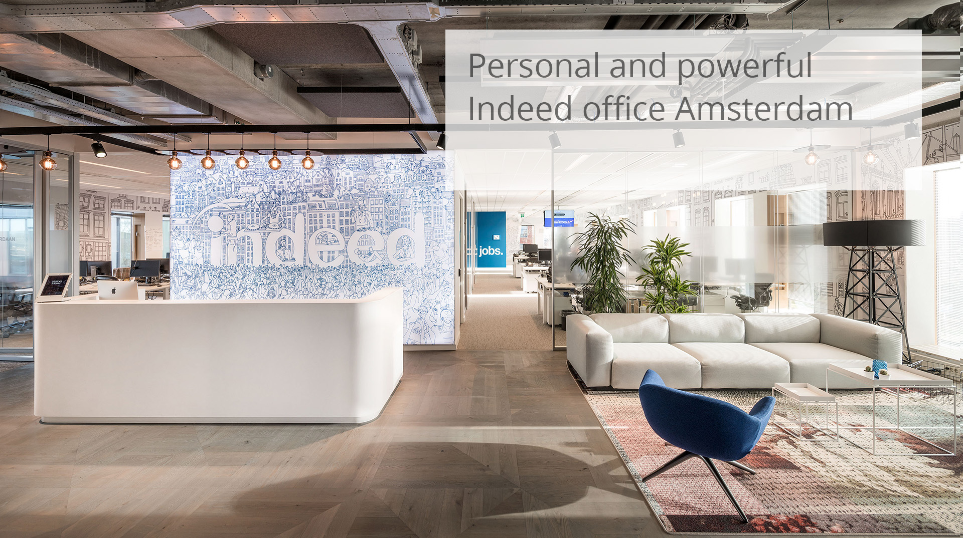 HofmanDujardin | Indeed office Amsterdam