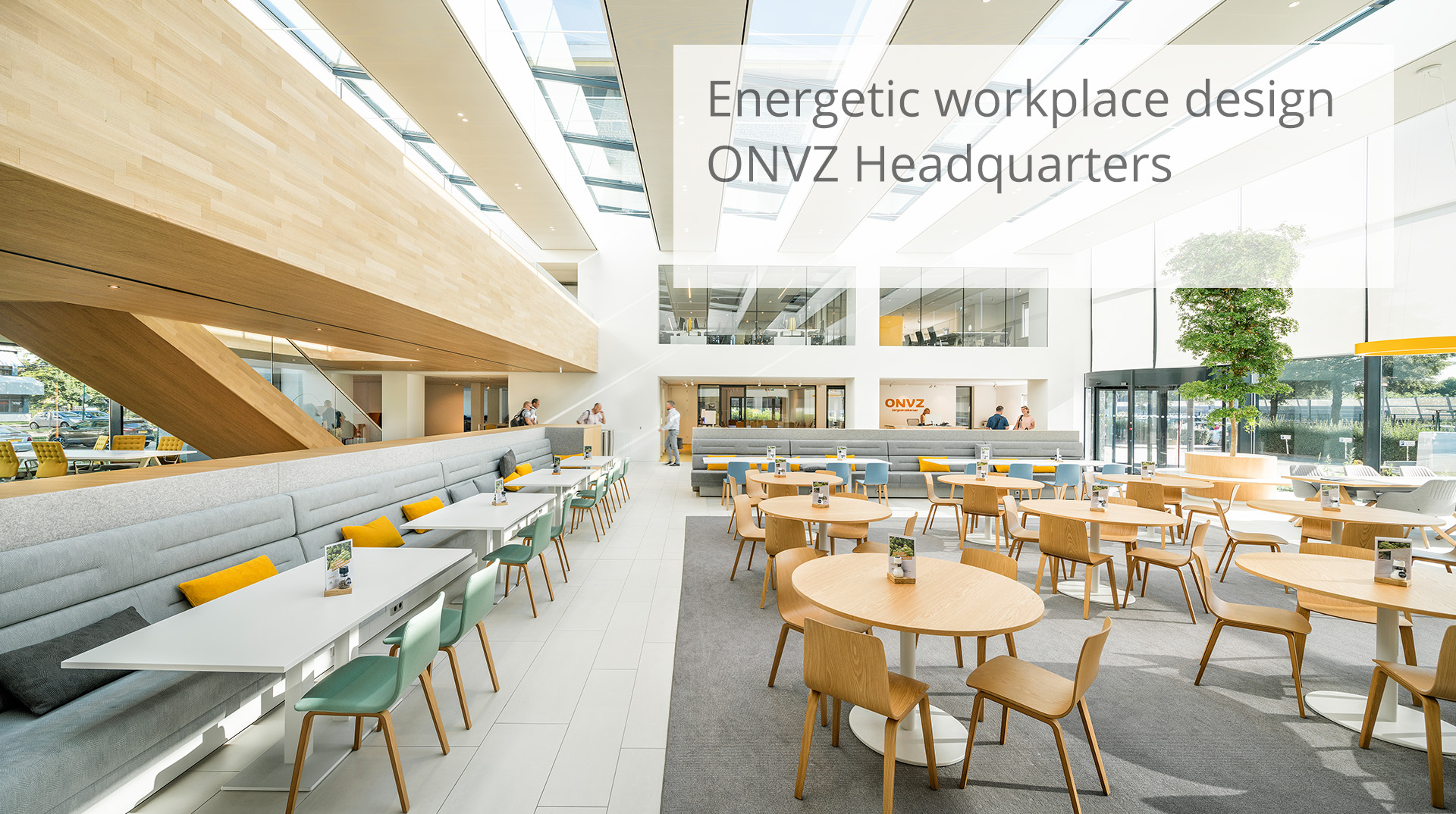 HofmanDujardin | ONVZ Headquarters
