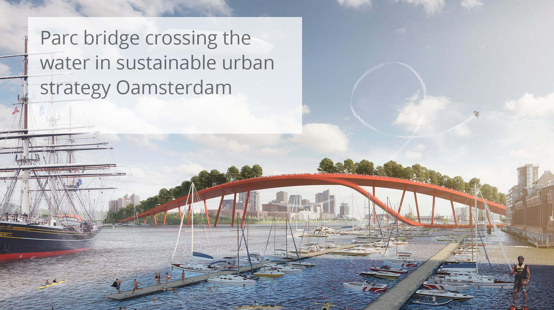 Oamsterdam sustainable urban strategy