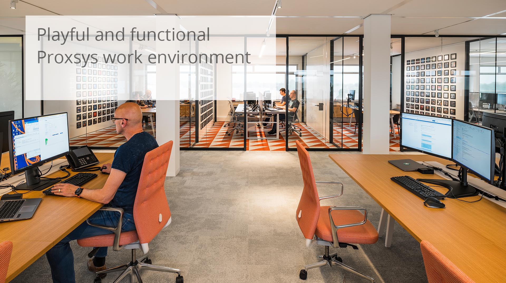 HofmanDujardin | Proxsys office