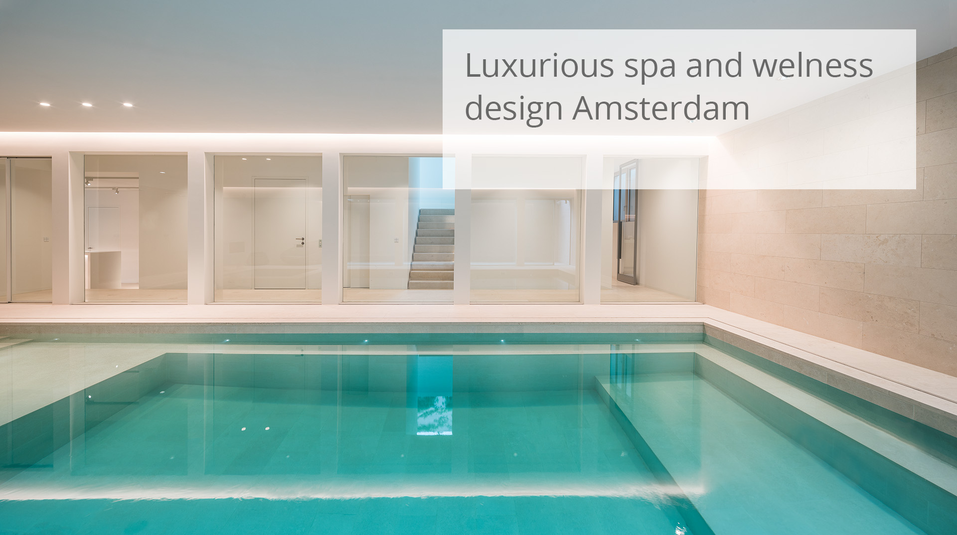 Amsterdam spa and wellness