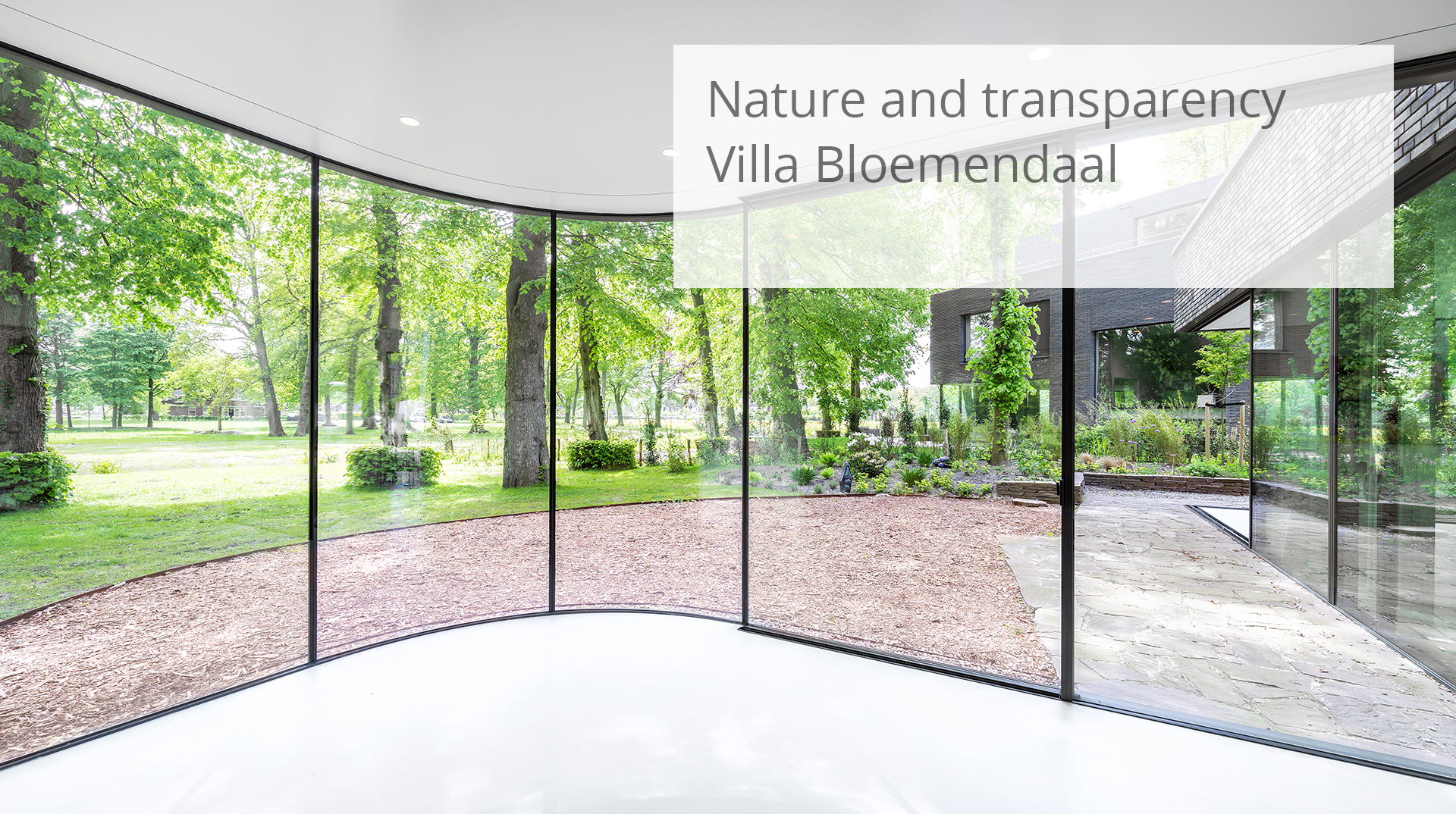 HofmanDujardin | Villa Bloemendaal 1